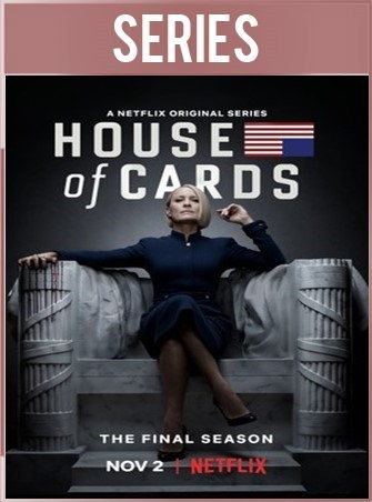 House of Cards Temporada 6 HD 720p Latino Dual