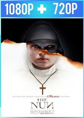 La Monja (2018) HD 1080p y 720p Latino Dual