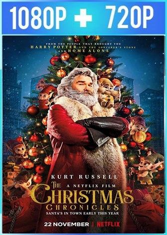 Las crónicas de Navidad (2018) HD 1080p y 720p Latino