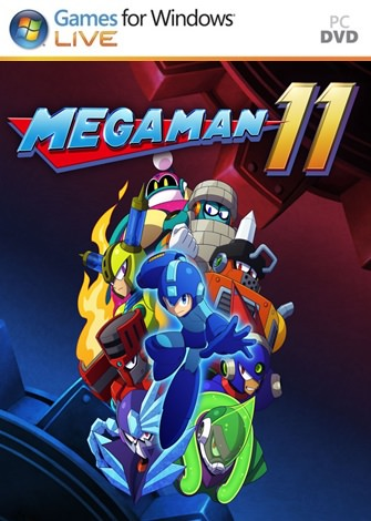 Mega Man 11 PC Full Español