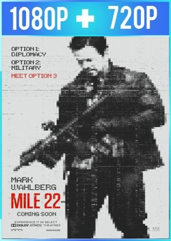 Milla 22: El escape (2018) HD 1080p y 720p Latino