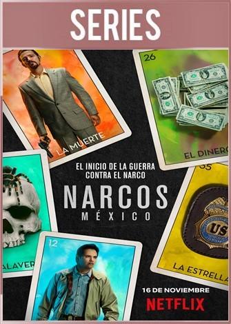 Narcos México Temporada 1 HD 720p Latino Dual