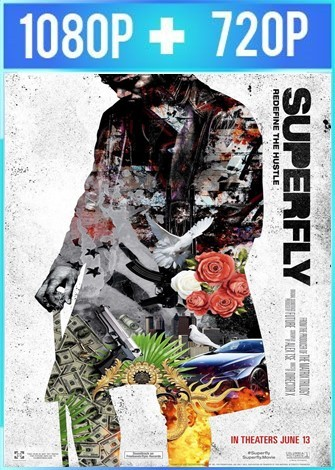 SuperFly (2018) HD 1080p y 720p Latino