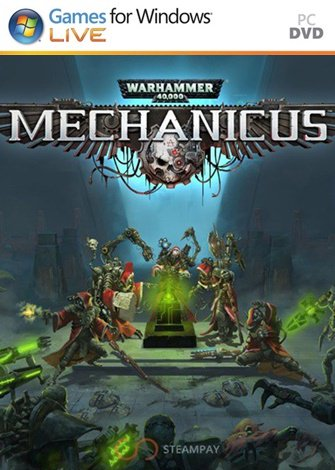 Warhammer 40,000: Mechanicus PC Full Español