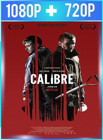 Calibre (2018) HD 1080p y 720p Latino