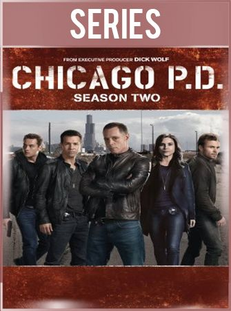 Chicago PD Temporada 2 Completa HD 720p Latino Dual