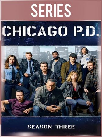 Chicago PD Temporada 3 Completa HD 720p Latino Dual