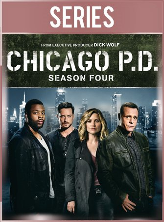 Chicago PD Temporada 4 Completa HD 720p Latino Dual