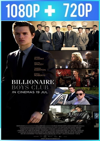 El club de los jóvenes multimillonarios (2018) HD 1080p y 720p Latino
