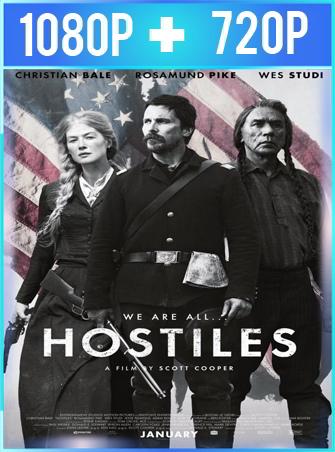 Hostiles: Violencia Americana (2017) HD 1080p y 720p Latino