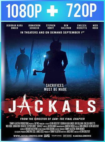 Jackals (2017) HD 1080p y 720p Latino