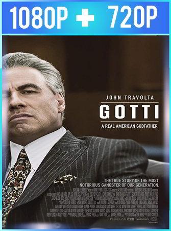 El Jefe de la Mafia Gotti (2018) HD 1080p y 720p Latino