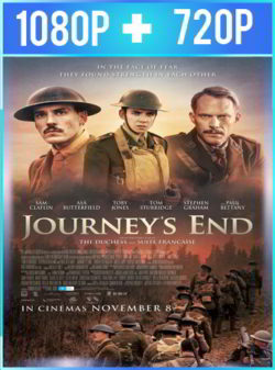 Journey's End (2017) HD 1080p y 720p Latino