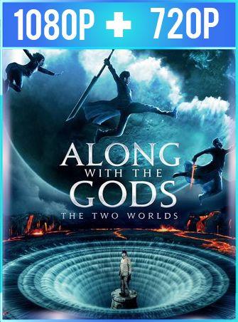 Junto con los dioses, los dos mundos (2017) HD 1080p y 720p Latino