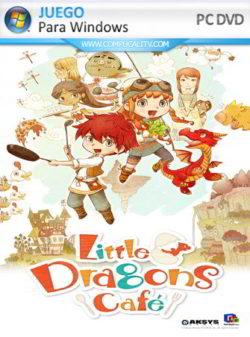 Little Dragons Café PC Full Español