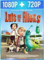 Luis y los Aliens (2018) HD 1080p y 720p Latino
