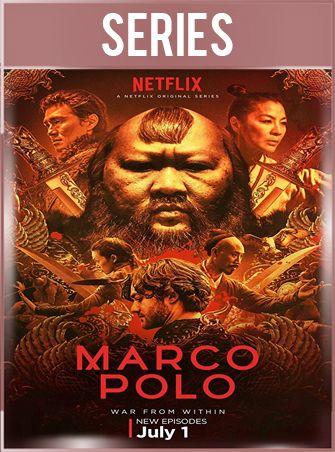 Marco Polo Temporada 2 Completa HD 720p Latino Dual