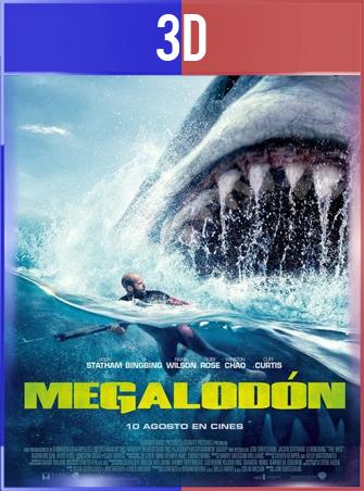 Megalodón (2018) 3D SBS Latino