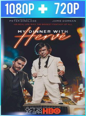 Mi Cena con Hervé (2018) HD 1080p y 720p Latino