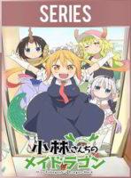 Miss Kobayashi's Dragon Maid Temporada 1 Completa HD 1080p Latino