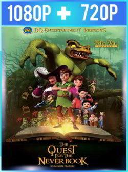 Peter Pan Las Nuevas Aventuras (2018) HD 1080p y 720p Latino
