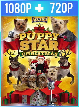 Puppy Star Christmas (2018) HD 1080p y 720p Latino