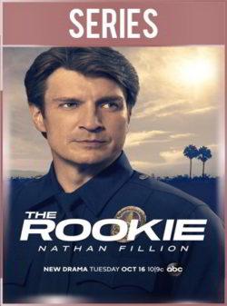 The Rookie Temporada 1 HD 720p Latino Dual