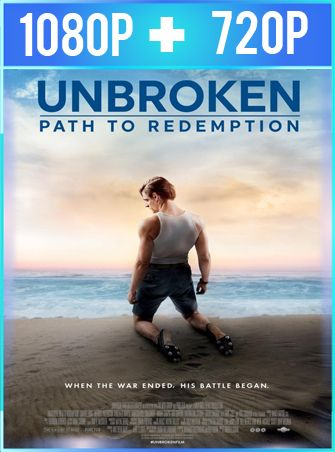 Unbroken: Path to Redemption (2018) HD 1080p y 720p Latino