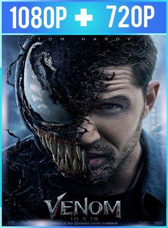 Venom (2018) HD 1080p y 720p Latino