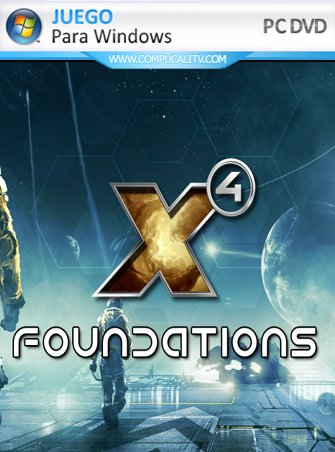 X4: Foundations PC Full Español