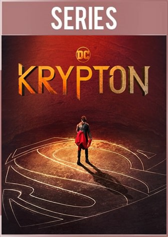 Krypton Temporada 1 Completa HD 720p Latino Dual