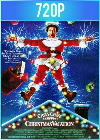Vacaciones de navidad (1989) HD 720p Latino Dual