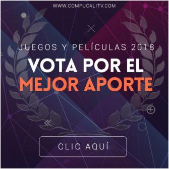 Portada de Votaciones a los mejores aportes (Juegos & Peliculas) del 2018