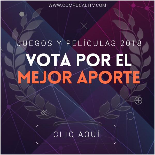 Votaciones a los mejores aportes (Juegos & Peliculas) del 2018