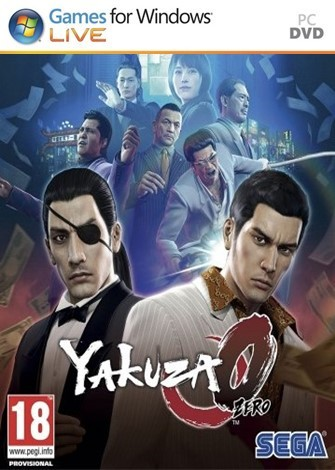 Yakuza 0 PC Full Español