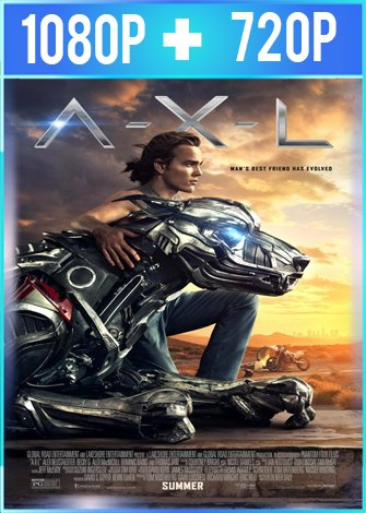 A-X-L (2018) HD 1080p y 720p Latino