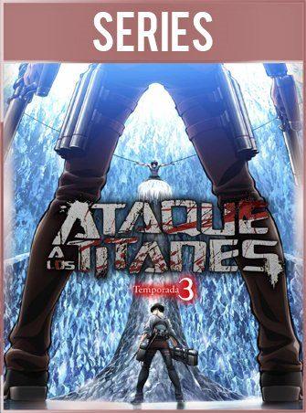 Portada de Ataque a los Titanes Temporada 3 Completa HD 720p Subtitulado