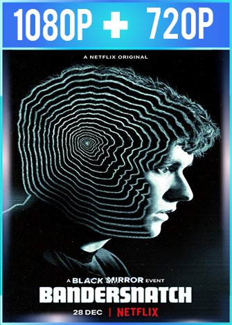 Black Mirror Bandersnatch (2018) HD 1080p y 720p Latino