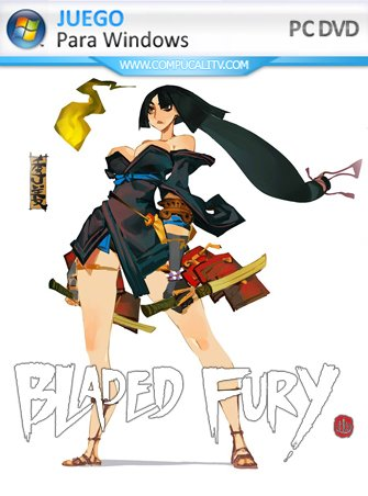 Bladed Fury PC Full