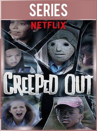 Creeped Out Temporada 1 Completa HD 720p Latino Dual