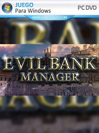 Evil Bank Manager PC Full Español