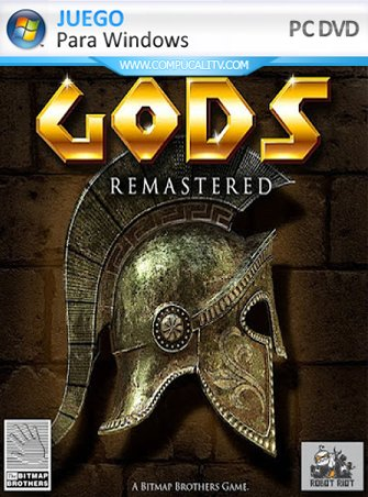 GODS Remastered PC Full Español