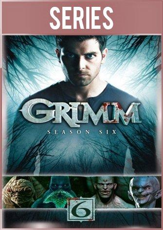 Grimm Temporada 6 Completa HD 720p Latino Dual