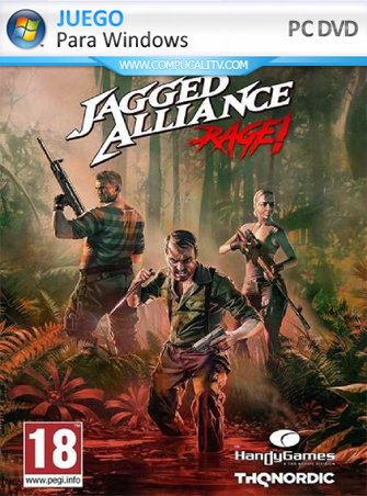 Jagged Alliance Rage PC Full Español