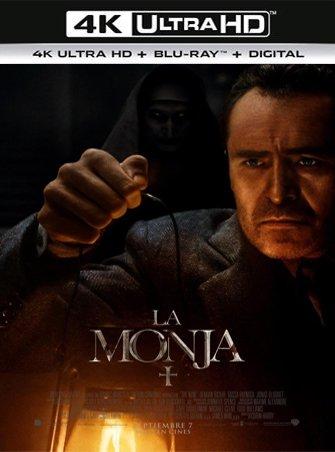 La Monja (2018) 4K Ultra HD Latino Dual