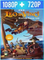 Leo Da Vinci: Mission Mona Lisa (2018) HD 1080p y 720p Latino