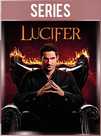 Lucifer Temporada 3 Completa HD 720p Dual Latino