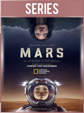 Marte Temporada 2 HD 720p Latino