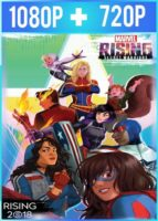 Marvel Rising Secret Warriors (2018) HD 1080p y 720p Latino