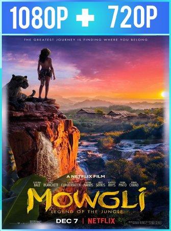 Mowgli Relatos del libro de la selva (2018) HD 1080p y 720p Latino